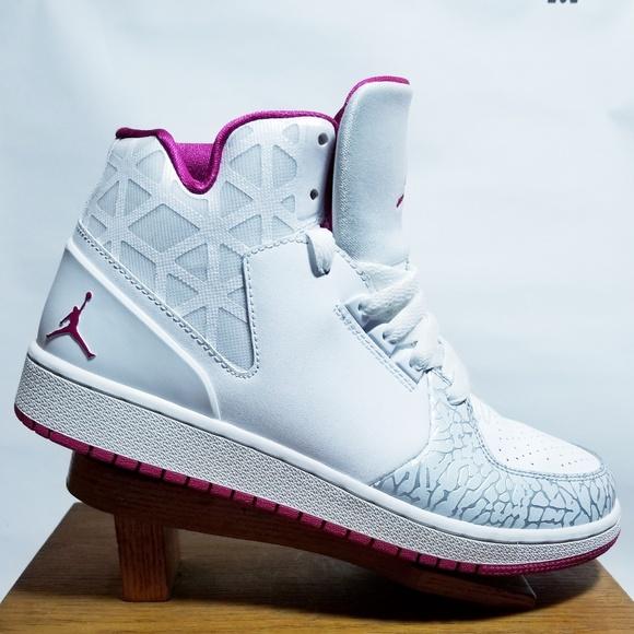 fcbcbb54a08d Nike Air Jordan 1 Flight 3 hi top Sz 6.5Y. M 5b31342304e33dac01ebf861